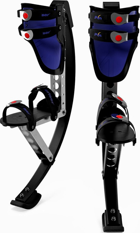 Jumping Stilts 3D Model