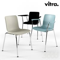 Vitra Hal Tube Chair Collection