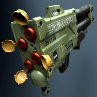 4Sure Rocket Launcher (Elysium)