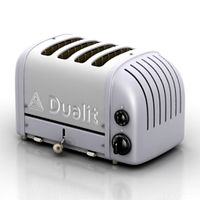 Toaster 3D Model