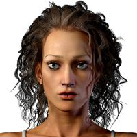 Realistic Woman