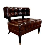 Armchair Jean De Merry Tribeca deep tufted armchair