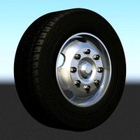 heavy duty Industrial wheel material research