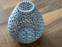 Honeycomb Lamp/Vase - Math Art by @Dizingof