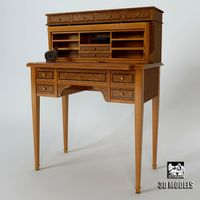 Provasi Writing Desk 0318