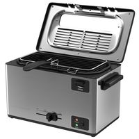 Electric Single Tank Deep Fryer