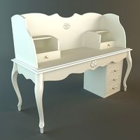 White Ladies Writing Desk