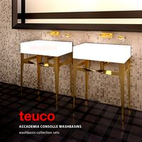 Accademia Consolle by Teuco - Washbasin Collection Sets