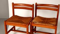 Two Borge Mogensen Chairs
