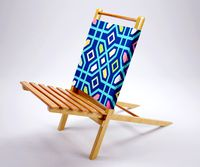Mosaic Deck Chair