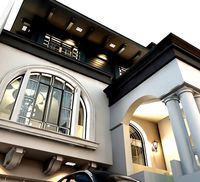 Classic House 3 Storey Deisgn by Architect
