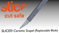 SLICE Ceramic Scapel (Replaceable Blade)