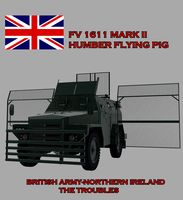 HUMBER FLYING PIG