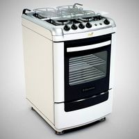 Gas Stove - Electrolux 52SM (Clean)