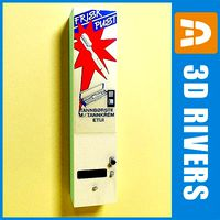 Hygiene vending machine 02 by 3DRivers