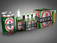 Beck's Beer products