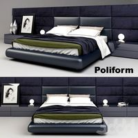 Poliform Dream Bed