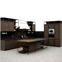 Frame Snaidero Kitchen Furniture & Amica Integra Kitchen Appliances