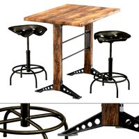 Horeca bar table stool
