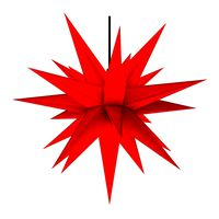 moravian star red