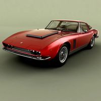 Iso Grifo GL Series 2 Can Am 7 Litri