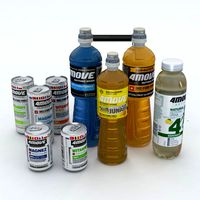 4move Isotonic Drinks Range