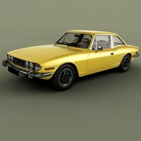 Triumph Stag Hard Top