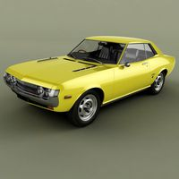 Toyota Celica coupe 1600 ST 1970