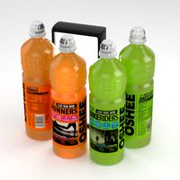Beverage Bottle Oshee Isotonic Serie 750ml