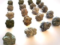 Rocks high poly
