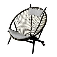 Hans Wegner Circle chair by pp mobler