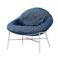 Oyster lounge chair by Comforty