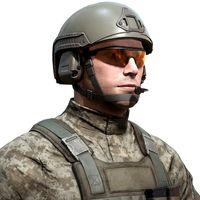 Realtime Soldier Character