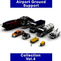 Airport Ground Support Collection Vol.4