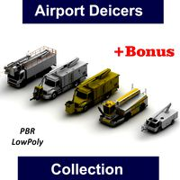 Airport Deicers Collection