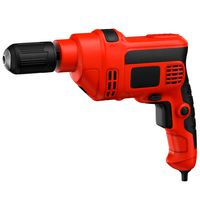 Electric Drill Red Generic