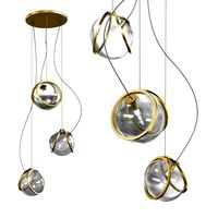 Terzani pug pendant light