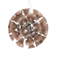 CHALICE Glass pendant lamp big
