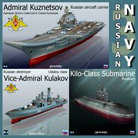 Russian Navy Collection