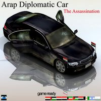 The Assassination of Arab Diplomatic Car