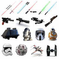 Star Wars 3D Models Collection 2