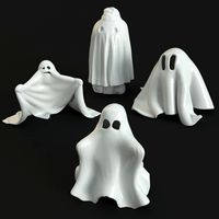 ghosts figures