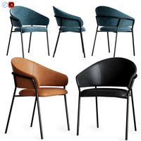 Dining Chair Pedrali JAZZ 3716