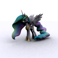 My Little Pony Princess Celestia