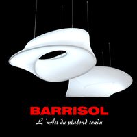 Pendant Light Barrisol Belgique Lovegrove