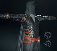 Male Assassin Outfit 2