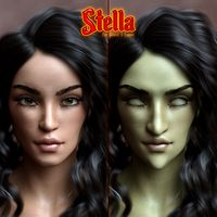 SublimelyVexed Stella for Genesis 8 Female(s)