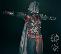 Male Assassin Outfit 1