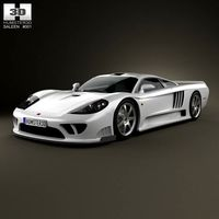 Saleen S7 Twin Turbo 2009