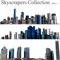 Skyscrapers Collection Vol.1